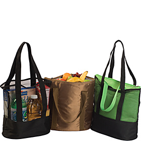 Reuze Double Tote Lime/Black