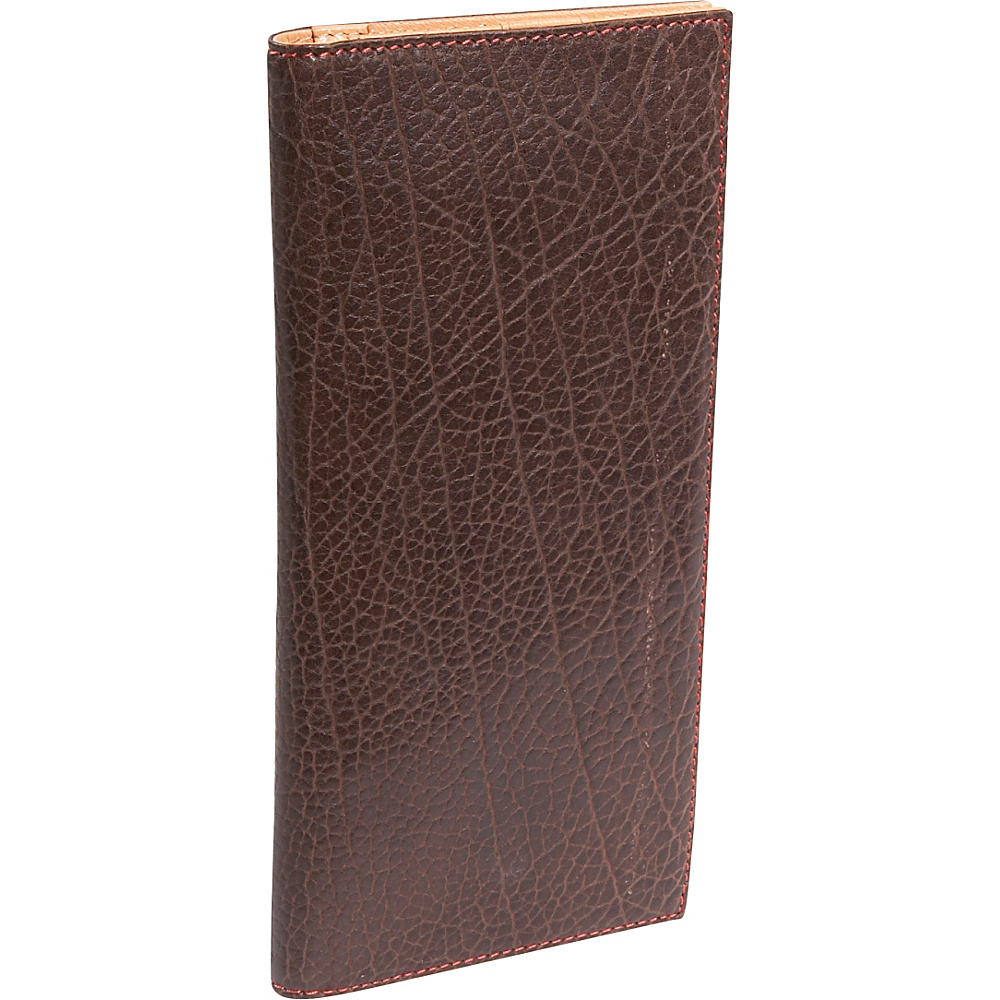 TUSK LTD Amsterdam Travel Portfolio Chocolate - TUSK LTD Travel Wallets - Travel Accessories, Travel Wallets