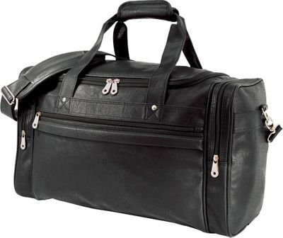 G Pacific Koskin Leather 2 In 1 Carry On Garment Duffel Bag - Best ...