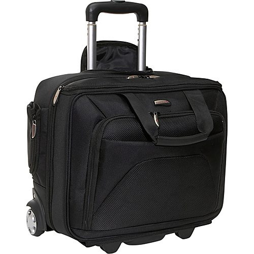 Travelon Checkpoint Friendly Wheeled Computer Brief