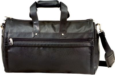 U.S. Traveler Koskin Leather 2-in-1 Carry-On Garment
