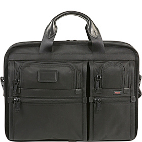 Alpha T-PASS™ Medium Screen Laptop Slim Brief Black