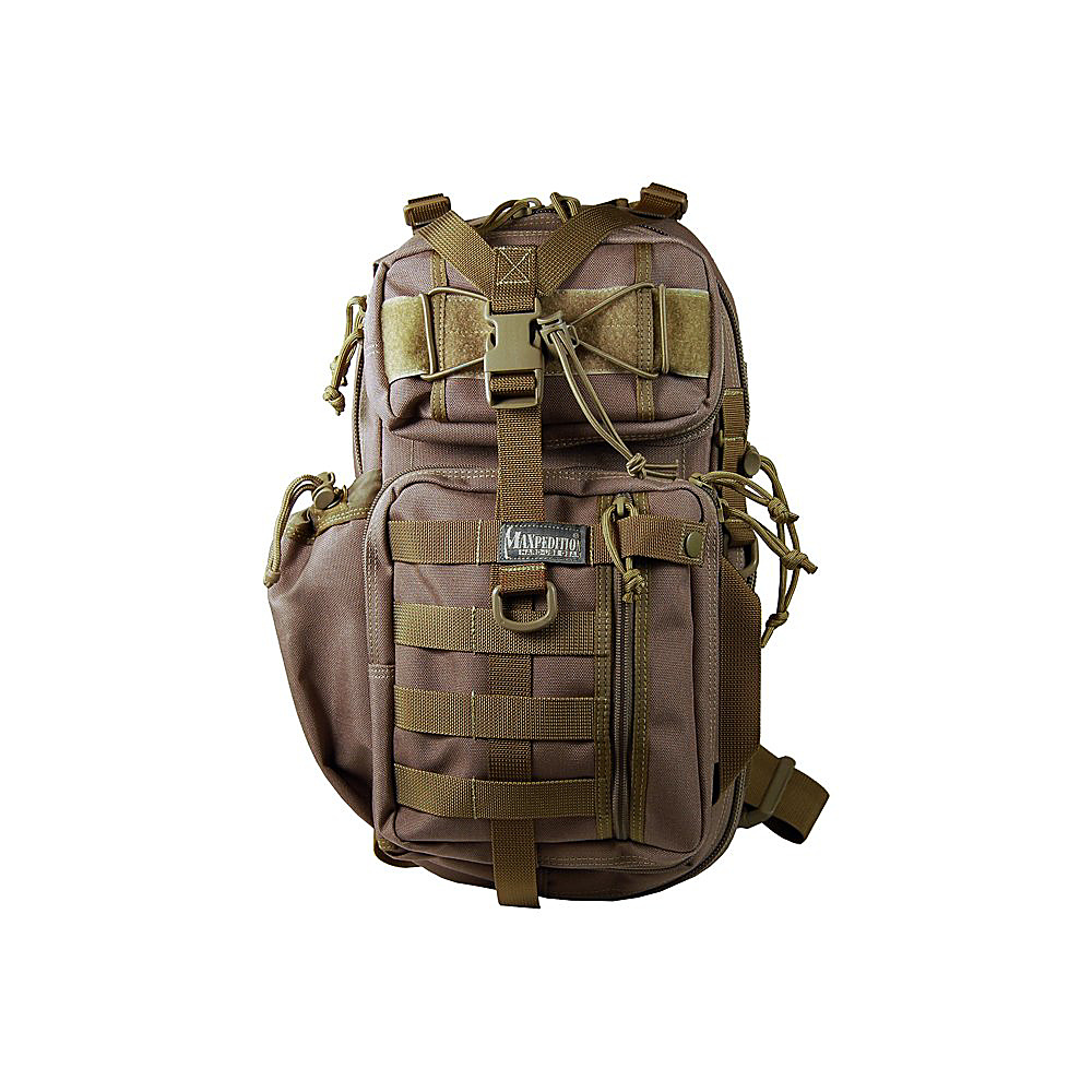 Maxpedition SITKA GEARSLINGER - Khaki - Outdoor, Day Hiking Backpacks