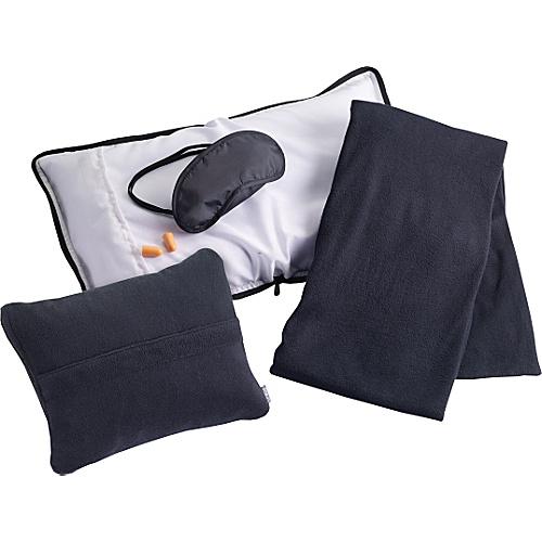 Lewis N. Clark Ultimate Comfort Set - Black