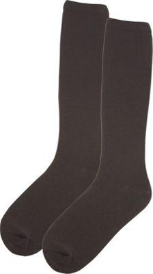 Travelon Compression Socks: size medium - Black