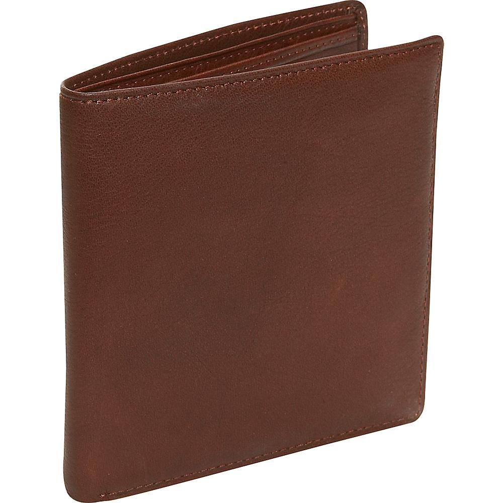 Osgoode Marley Twelve Pocket Hipster - Brandy - Work Bags & Briefcases, Men's Wallets
