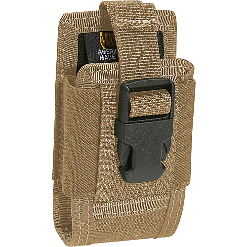 "Maxpedition 4"" CLIP-ON PHONE HOLSTER - Khaki"
