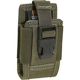 4'' CLIP-ON PHONE HOLSTER™ Foliage Green