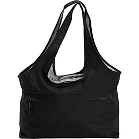 Versatile Diaper/Sports bag Black