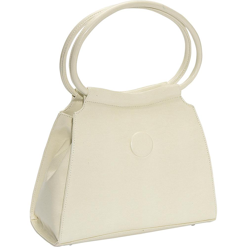 Soapbox Bags Metro Bag Alligator Shoulder Bag