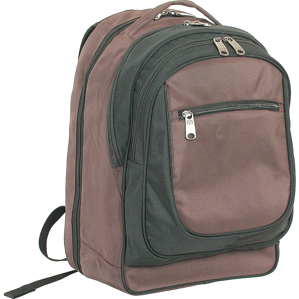 Netpack Easy Check Computer Backpack - Brown