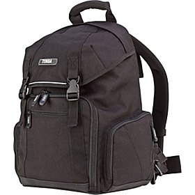 Messenger Photo/Laptop Daypack Black