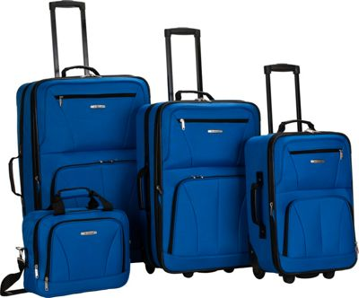 4-Piece Luggage | Bags, Handbags, Totes, Purses, Backpacks, Packs ...