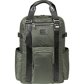 Alpha Bravo Lejeune Backpack Tote Spruce