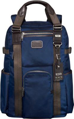 Tumi Alpha Bravo Lejeune Backpack Tote Baltic - Alpha - Tumi Laptop Backpacks