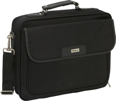 Targus Traditional Notepac Notebook Case Black - Targus Non-Wheeled Business Cases