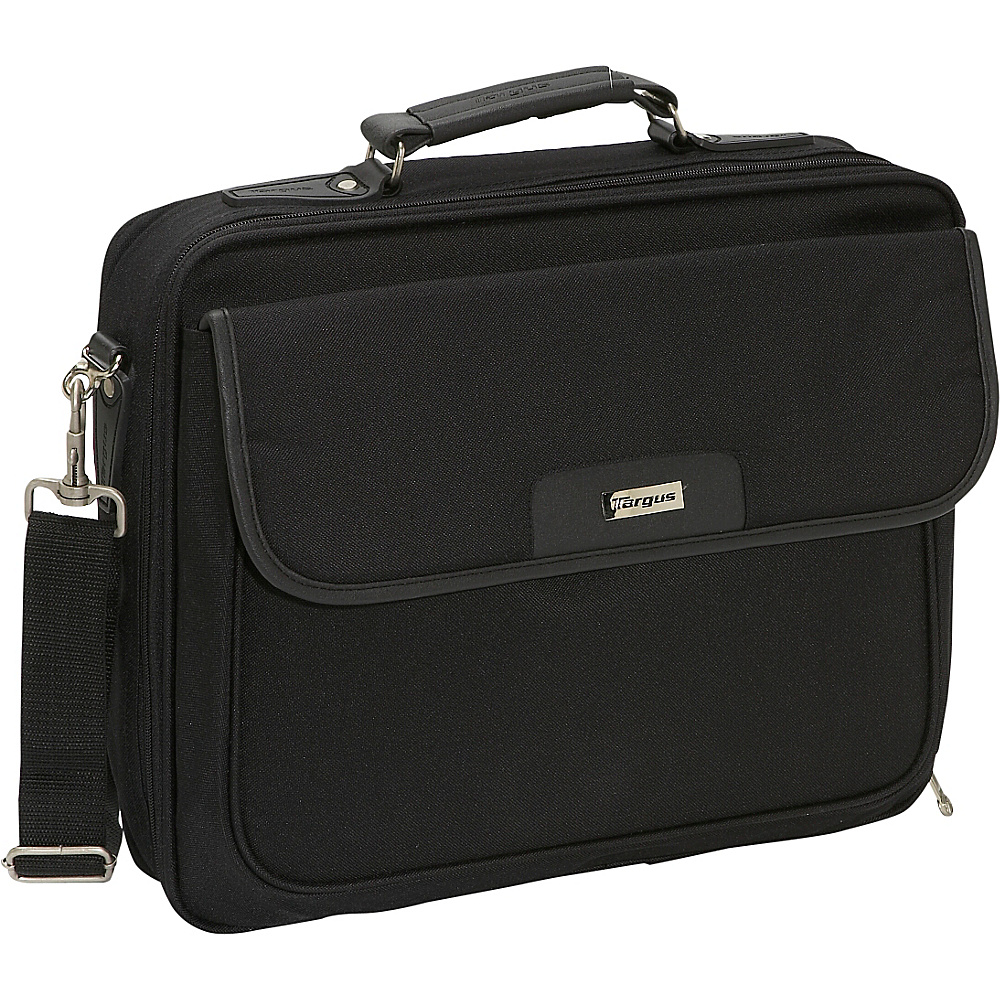 Targus Traditional Notepac Notebook Case Black - Targus Non-Wheeled Business Cases - Work Bags & Briefcases, Non-Wheeled Business Cases