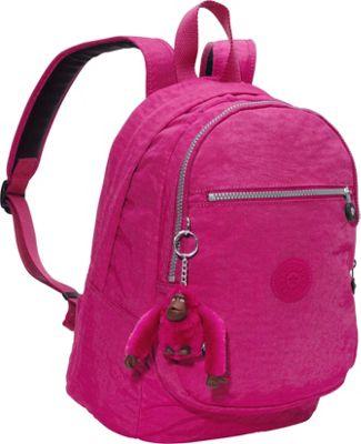 Kipling Challenger II Backpack Very Berry - Kipling Every...