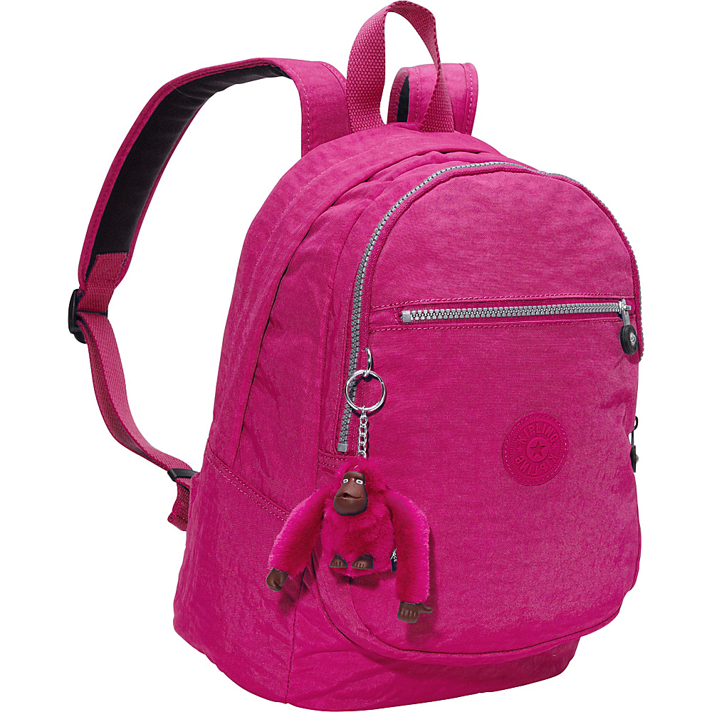 Kipling Challenger II Backpack Very Berry - Kipling Everyday Backpacks