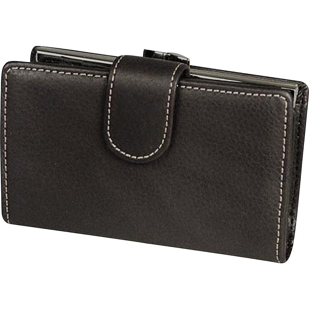 Mundi Rio Tab Frame Indexer - Black - Women's SLG, Women's Wallets