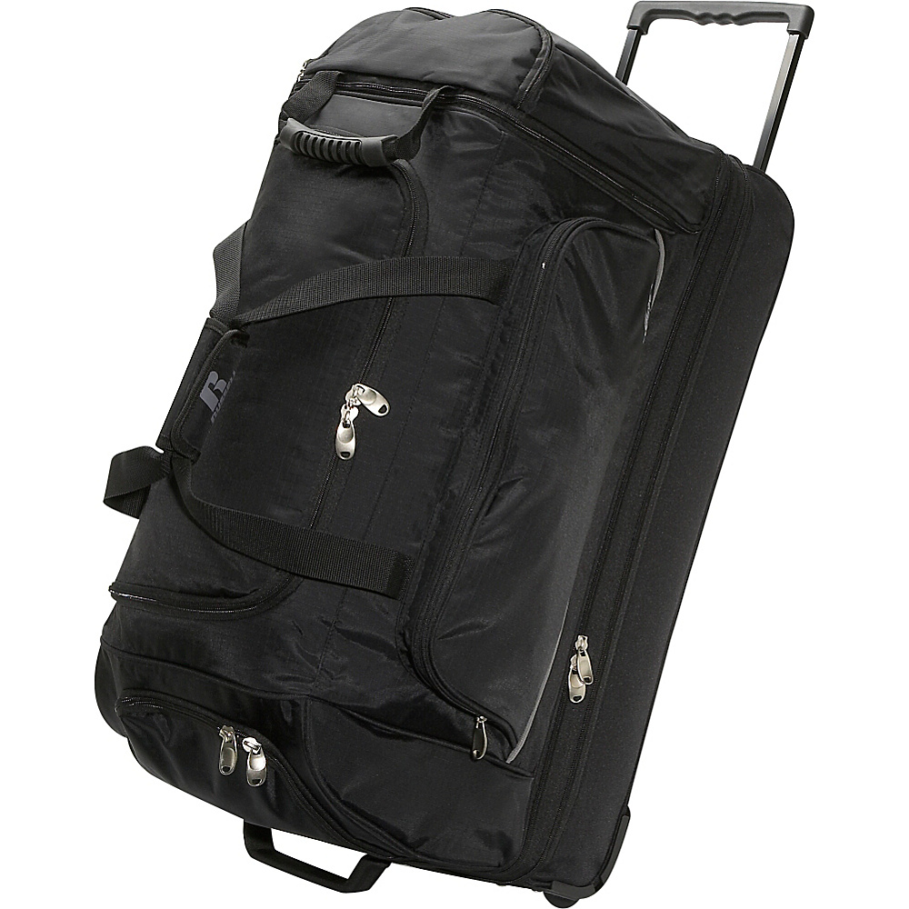 Russell Triple Play Jumbo 29 Wheeling Duffle - Black - Luggage, Softside Checked
