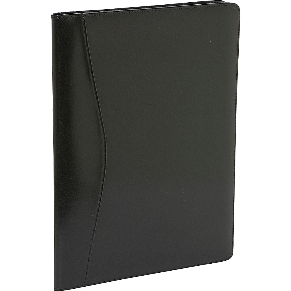 Royce Leather Royce Leather Aristo Padfolio - Black - Work Bags & Briefcases, Business Accessories