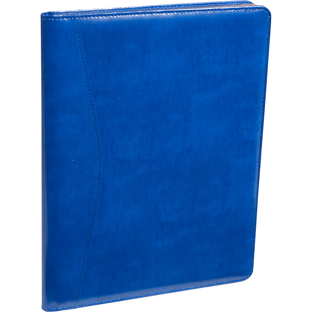 Royce Leather Aristo Padfolio Malibu Blue - Royce Leather Business Accessories - Work Bags & Briefcases, Business Accessories