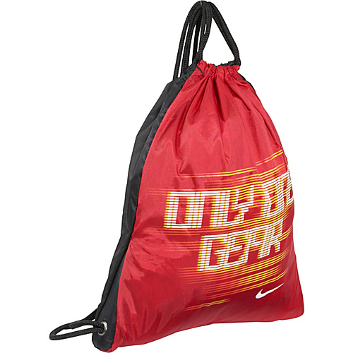 Nike Team Training Home & Away Gymsack - Black/Varsity