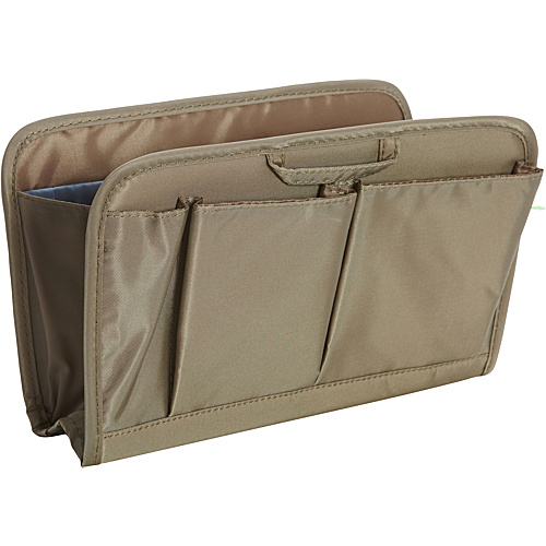 Travelon RFID Blocking Purse Organizer Lg. - Gray