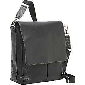 The Australian Vertical Messenger Black