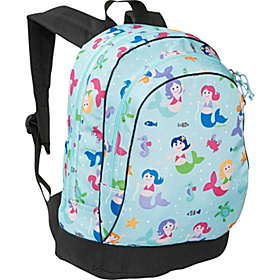 Mermaids Sidekick Backpack Olive Kids Mermaids