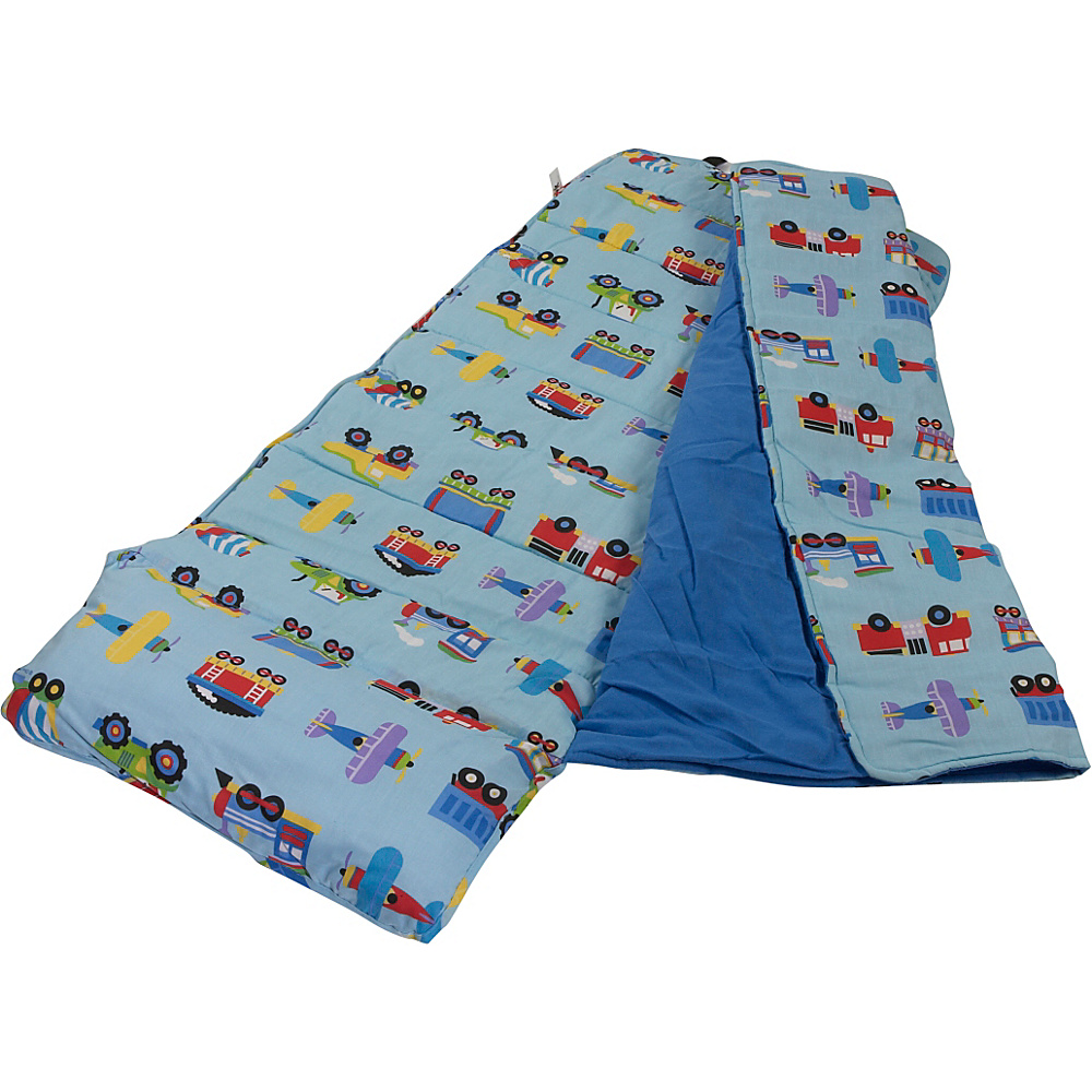 Wildkin Olive Kids Trains  Planes & Trucks Nap Mat - Outdoor, Outdoor Accessories