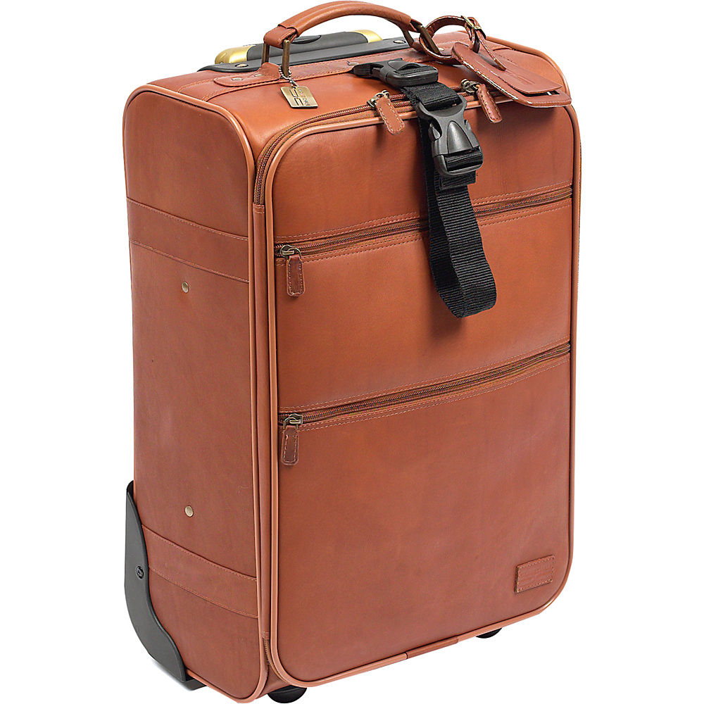 ClaireChase Classic 22 Pullman - Saddle - Luggage, Softside Carry-On