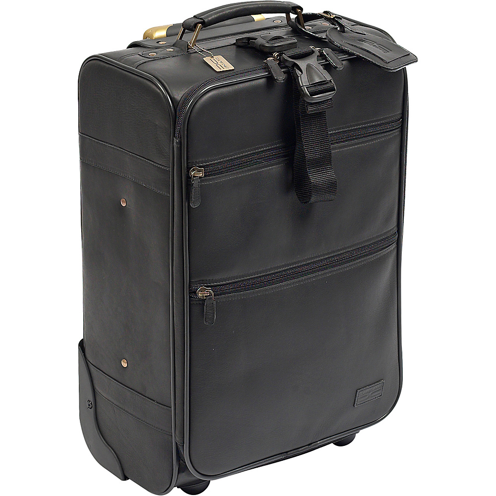 ClaireChase Classic 22 Pullman - Black - Luggage, Softside Carry-On