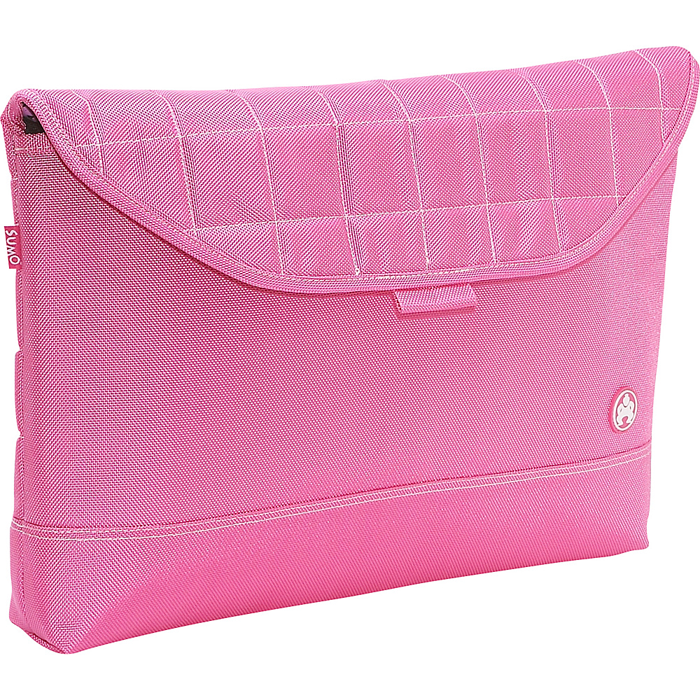 Sumo Nylon Sleeve for 17 MacBook Pro Pink