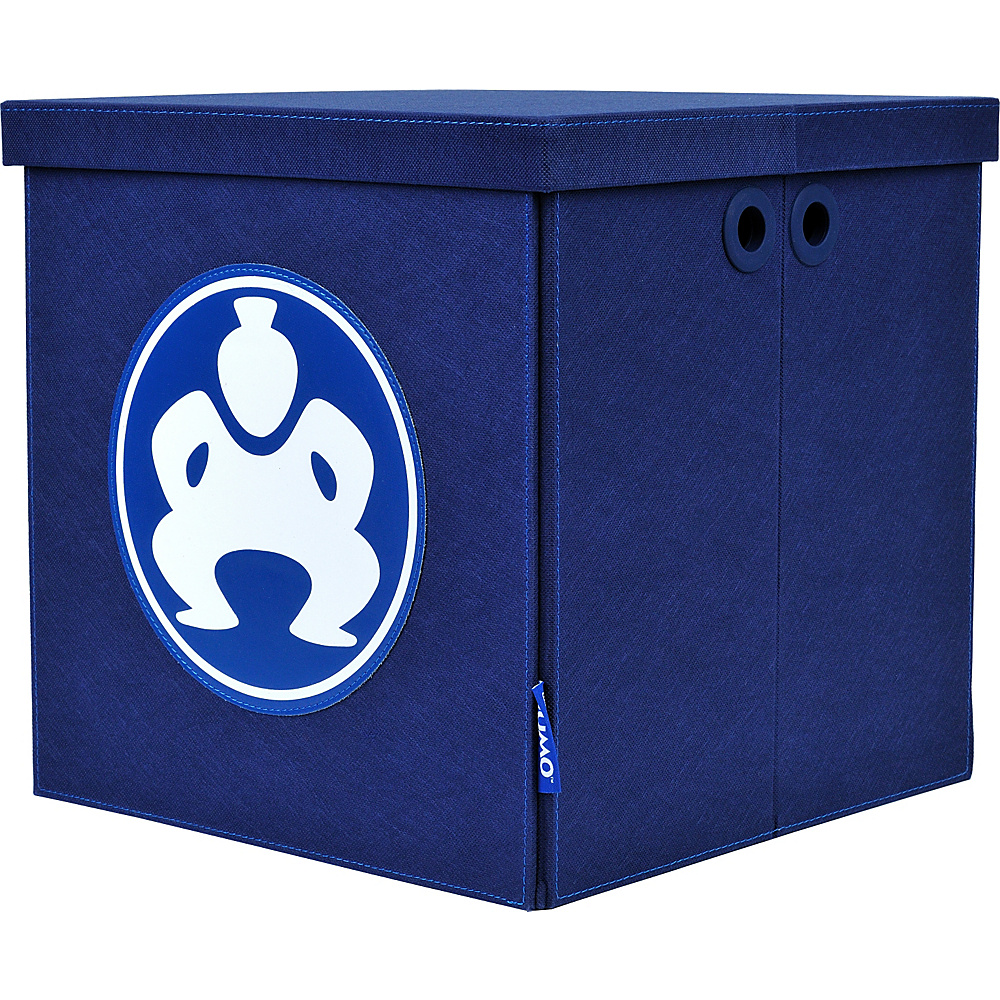Sumo Sumo Folding Furniture Cube 14 Blue