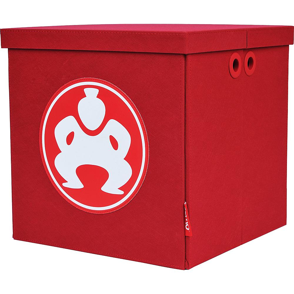Sumo Sumo Folding Furniture Cube 14 Red