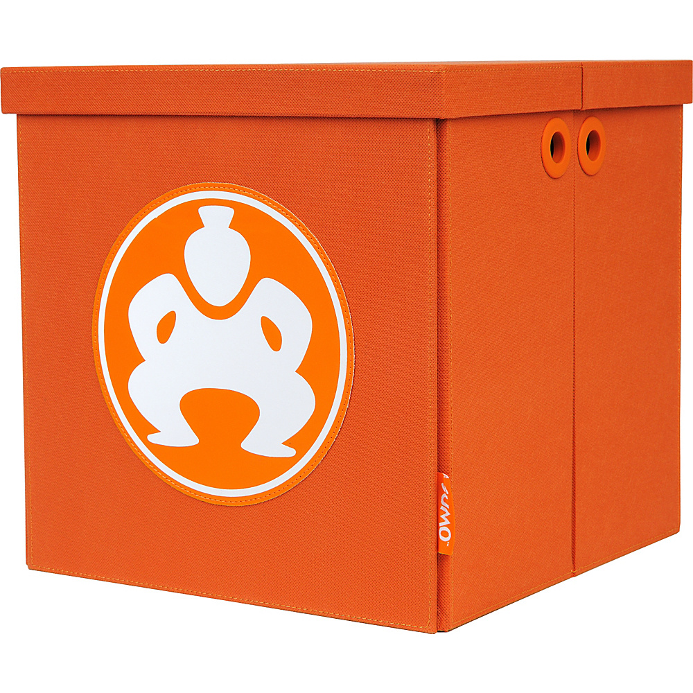 Sumo Sumo Folding Furniture Cube 14 Orange