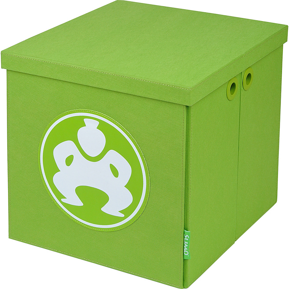 Sumo Sumo Folding Furniture Cube 14 Green