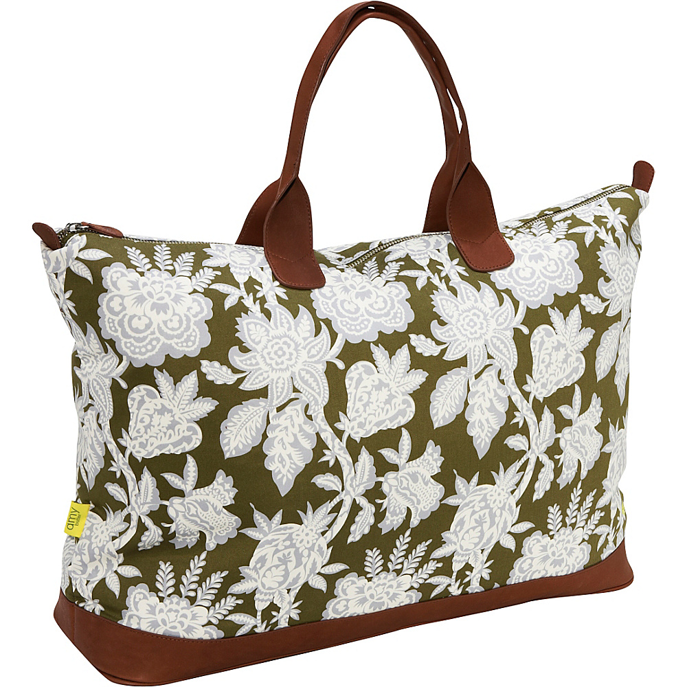Amy Butler for Kalencom Merris Duffel Bag - Shoulder Bag - Handbags, Fabric Handbags