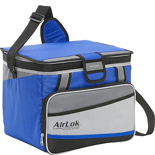Airlok Zipperless Cooler ~ California innovations can zipperless hardbody cooler