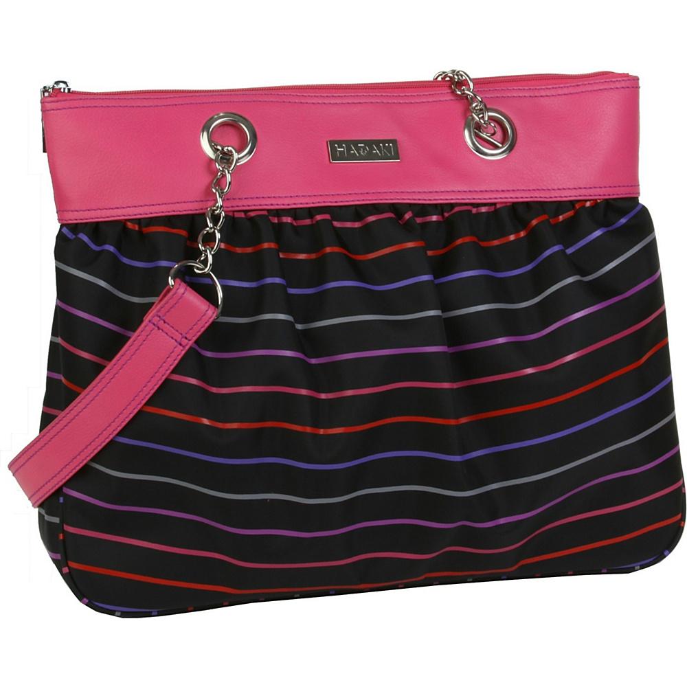 Hadaki Brickabrac Tote - Tote - Handbags, Fabric Handbags