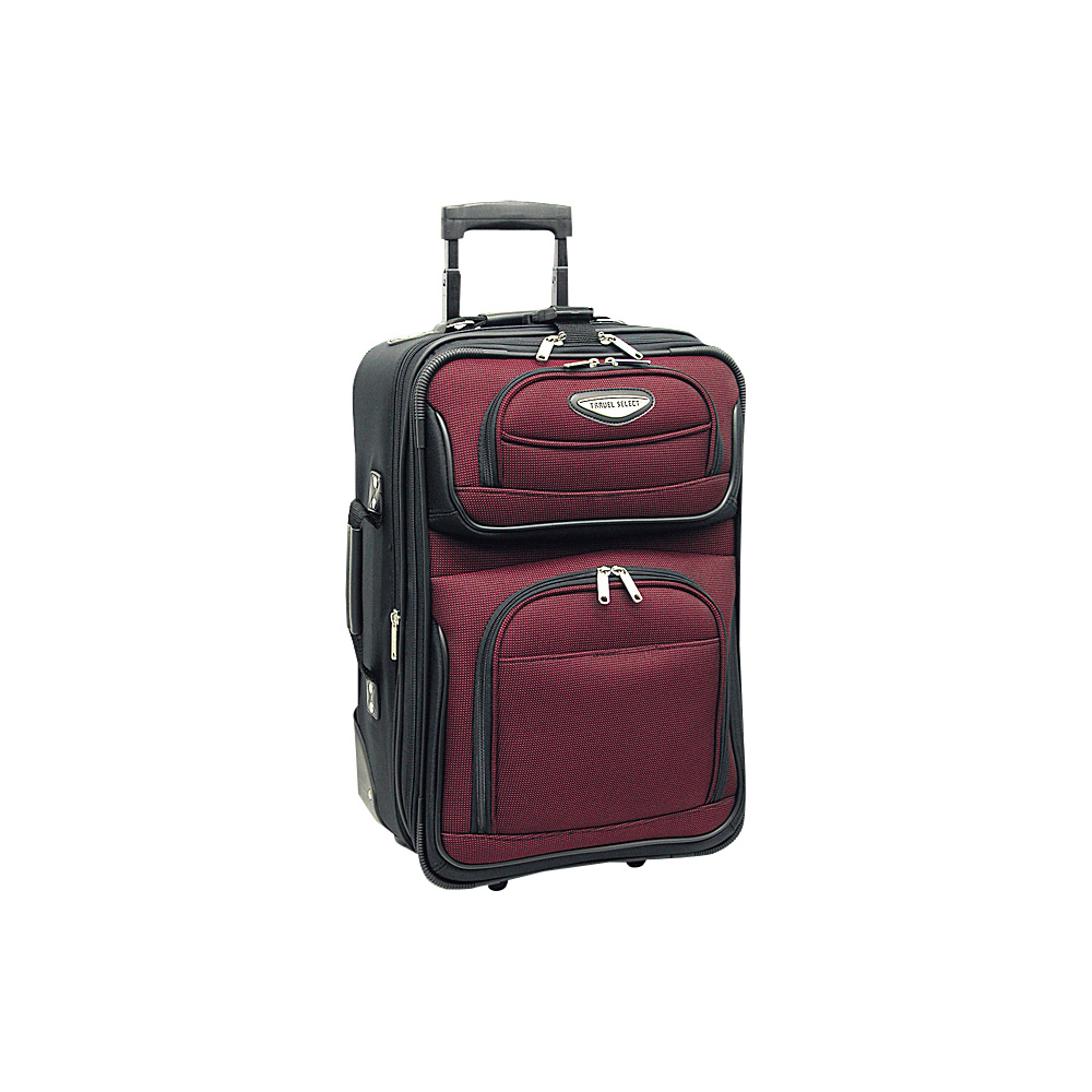 Traveler s Choice Amsterdam 21 in. Expandable Carry on