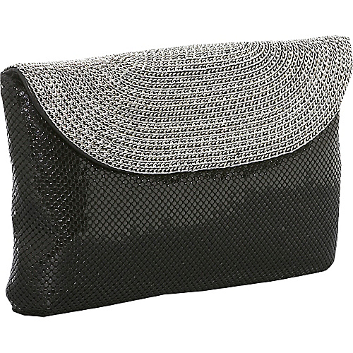 Whiting and Davis Chain Flap Clutch