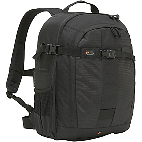 Pro Runner 300 AW Camera Backpack Black