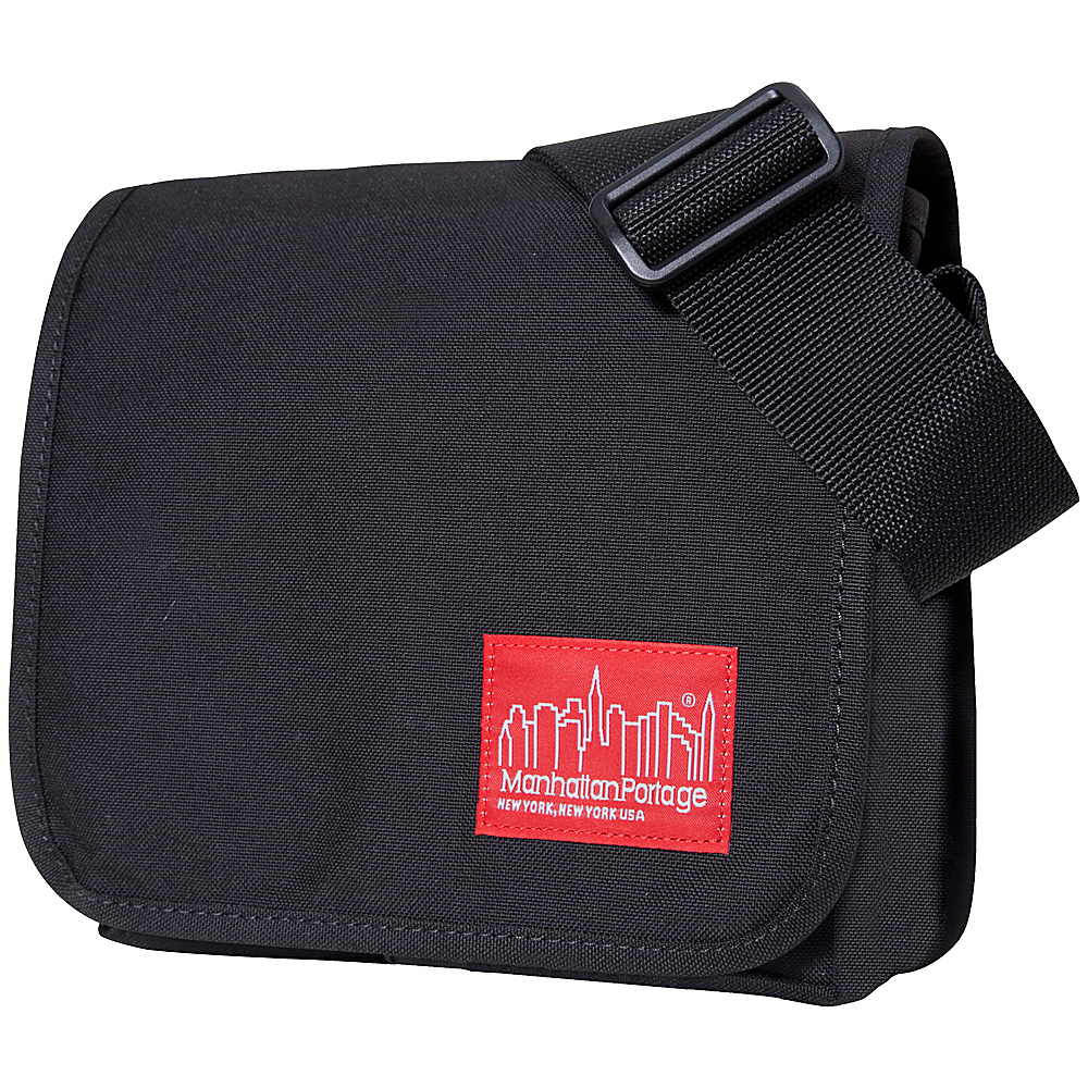 Manhattan Portage DJ Bag (X-Small) - Black - Work Bags & Briefcases, Messenger Bags