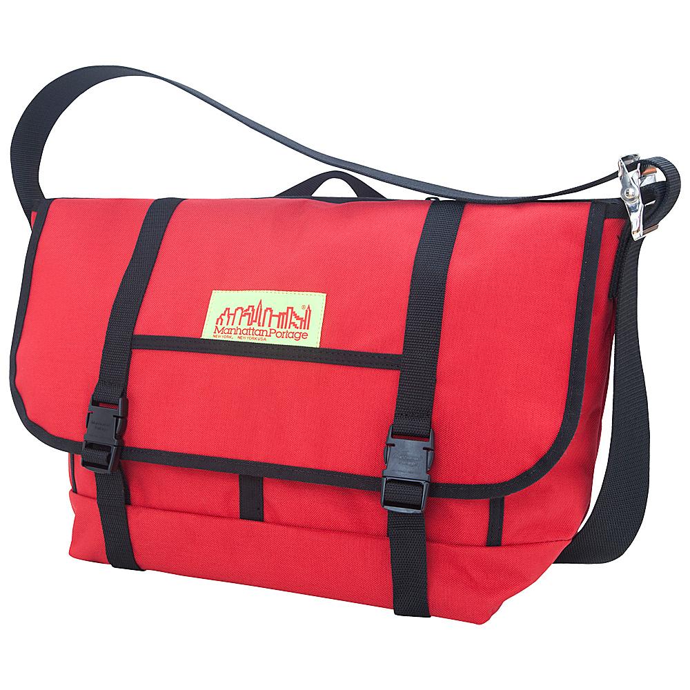 Manhattan Portage NY Bike Messenger Bag Red - Manhattan Portage Messenger Bags - Work Bags & Briefcases, Messenger Bags