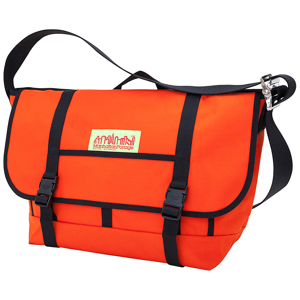 Manhattan Portage NY Bike Messenger Bag - Orange - Work Bags & Briefcases, Messenger Bags