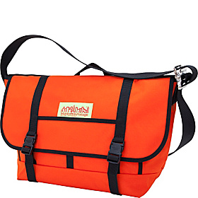NY Bike Messenger Bag Orange