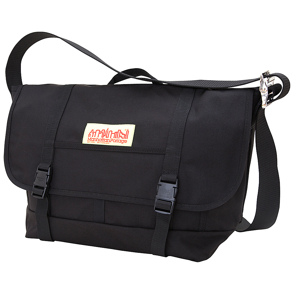 Manhattan Portage NY Bike Messenger Bag - Black - Work Bags & Briefcases, Messenger Bags